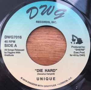 Unique - Die Hard / War Rap (2019, Vinyl) | Discogs