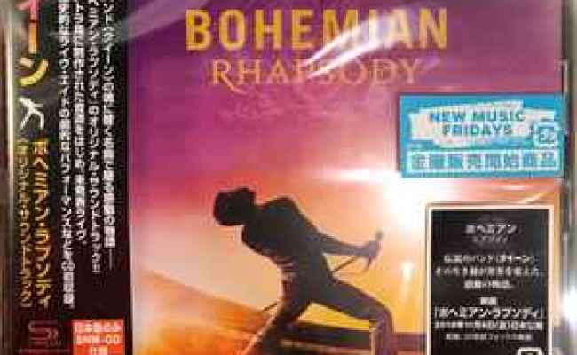 Queen Bohemian Rhapsody The Original Soundtrack Cd