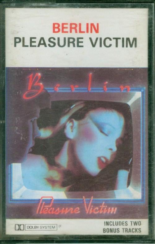 Berlin - Pleasure Victim (1982, Cassette) | Discogs