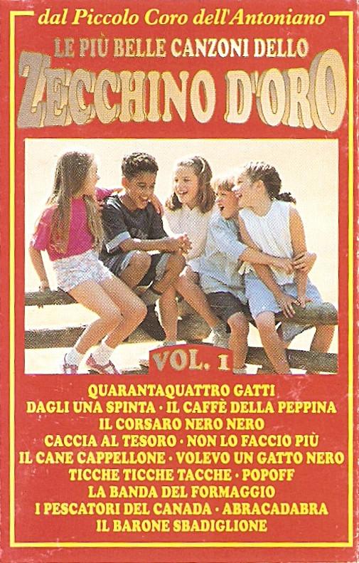 Le Più Belle Canzoni Dello Zecchino Doro Vol 1 Discogs