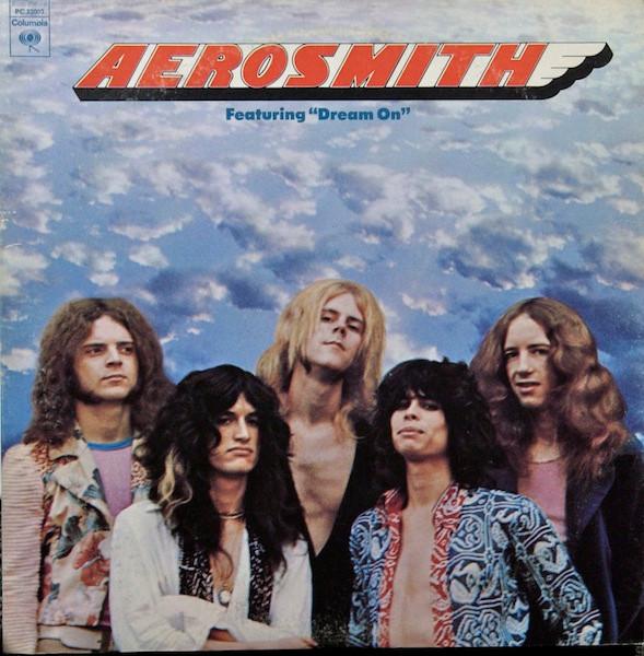 Aerosmith  Aerosmith Vinyl LP Album Reissue Stereo  Discogs