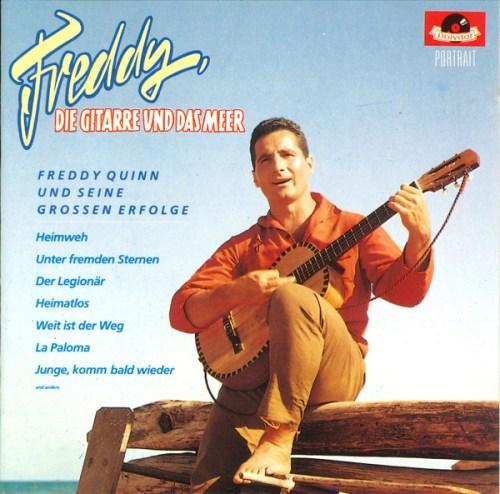 Freddy Quinn - Freddy, Die Gitarre Und Das Meer | Discogs