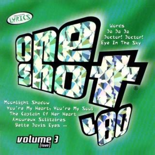 One Shot '80 Volume 3 [Love] Synth-pop, Disco, Dance-pop, Europop