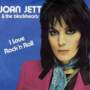 Joan Jett The Blackhearts I Love Rock 39N Roll Vinyl