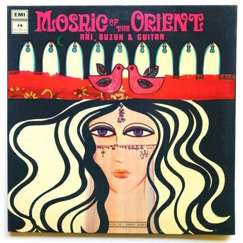 Elias Rahbani - Mosaic Of The Orient (Näi, Buzuk & Guitar) (1972 ...
