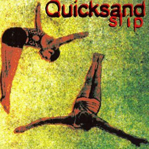 Quicksand - Slip (2012, Green/Yellow Swirl, 180 Gram, Vinyl) | Discogs