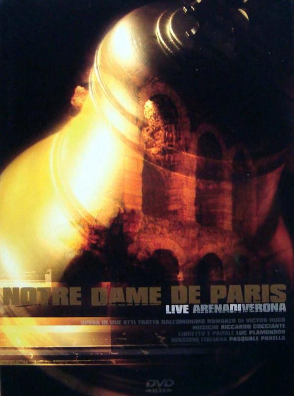 Album Notre Dame De Paris : album, notre, paris, Notre, Paris, Arena, Verona, Discogs