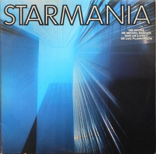 Michel Berger Et Luc Plamondon - Starmania (1979, Vinyl) Cadeaux de noël comédie musicale