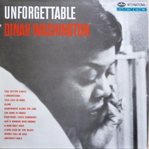 Dinah Washington - Unforgettable (Vinyl) | Discogs