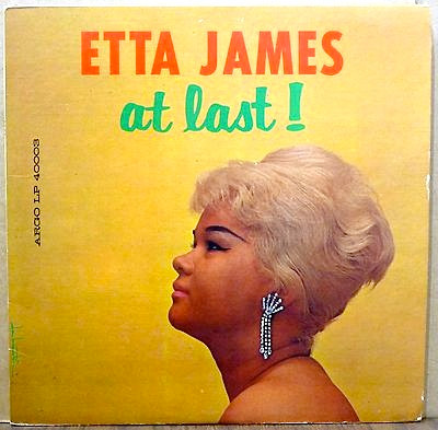 Image result for etta james at last