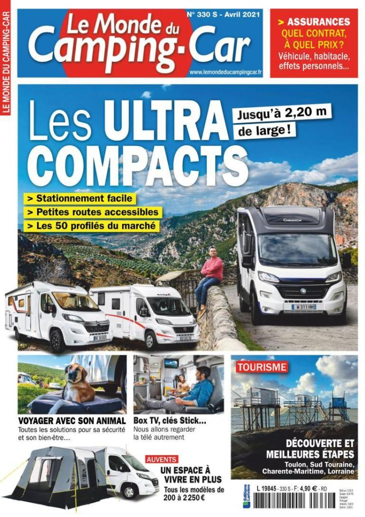 Le Monde Du Camping-car Rencontre : monde, camping-car, rencontre, Monde, Camping-car, Magazine, (Digital), Subscription, Discount, DiscountMags.com, (India)
