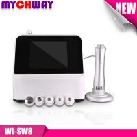 pain system slimming shock wave machine weight loss ultrasonic strong style color b82220 radial spa device
