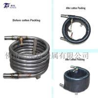 Coaxial Heat Exchanger Heat Pump Condenser of ...