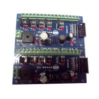 Oz Copper Smd Led Pcb Board Round Print Circuit Board Prototype