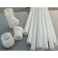 PVDF PIPE AND FITTING White/Transparent of item 106223041