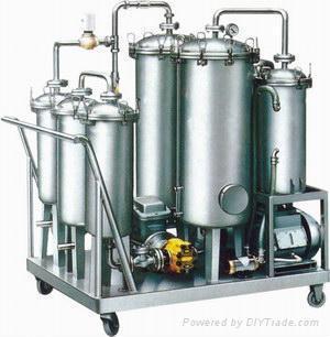 Fire Resistant  Phosphate Ester Oil Vacuum Filtration