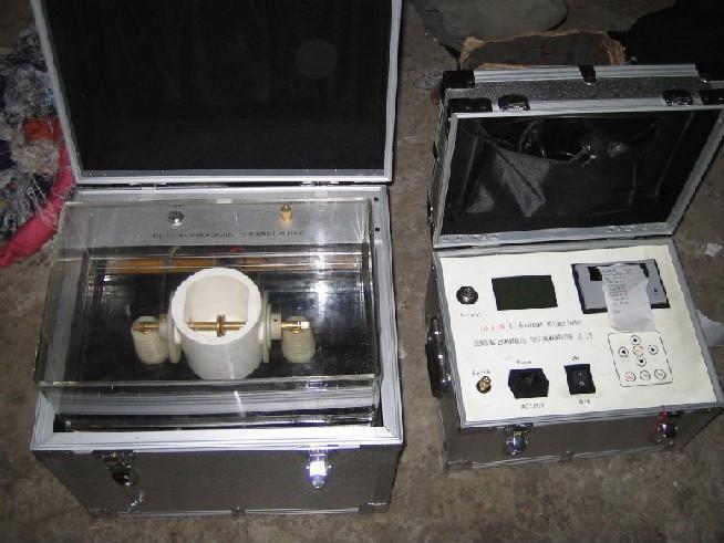 Insulating Oil Breakdown Voltage Tester