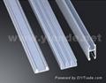 5MM玻璃門滑軌 - XBL - 鑫雅 (中國 生產商) - 門窗滑軌 - 門窗五金 產品 「自助貿易」