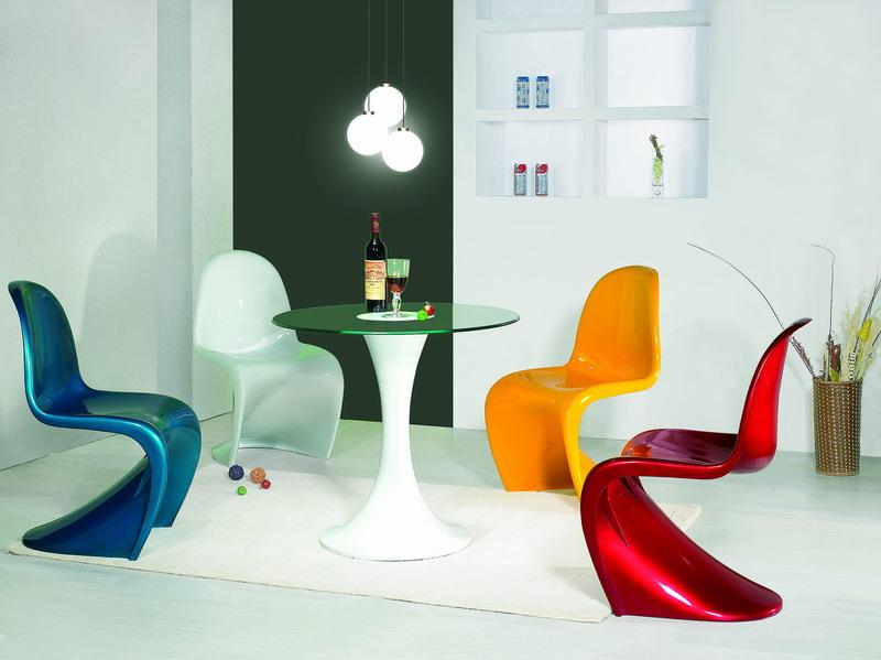 Panton Chairbar stoolcoffee chair  A106A106M China