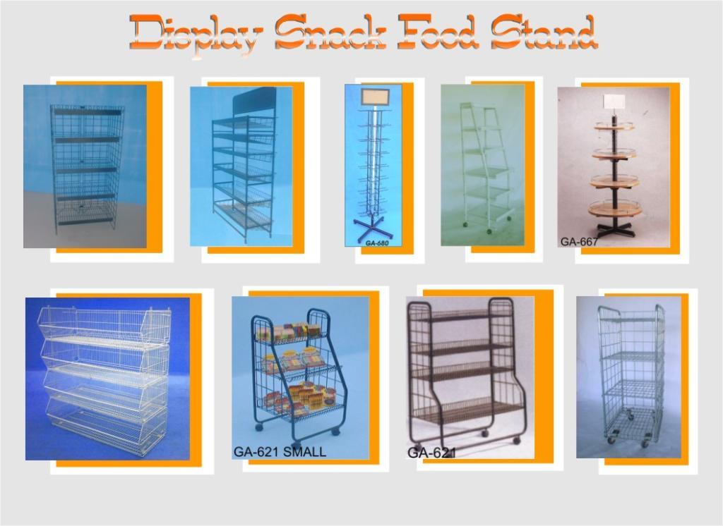 Display Racksstore Fixtures Philippines Manufacturer