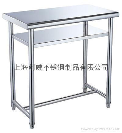 不鏽鋼工作臺 - SUS304 (中國 上海市 生產商) - 製藥設備 - 工業設備 產品 「自助貿易」