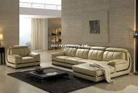 Living room L shape leather sofa set - LZ063 - LIZZ (China ...