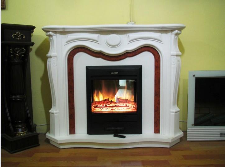 (現貨)木質裝飾壁爐+火爐 - AD001-128 - BB (香港 生產商) - 壁爐 - 石料,石材 產品 「自助貿易」