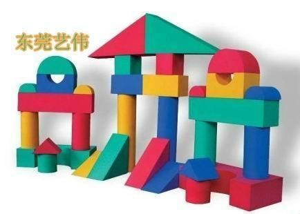 EVA軟體積木。EVA玩具積木。EVA積木玩具 - EVA JIMU - 藝偉 (中國 生產商) - 體育、遊戲類玩具 - 玩具 產品 「自助 ...