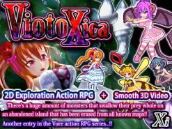 ViotoXica: Vore Exploring Action RPG