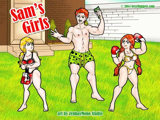 [Fighting Zen] Sam's Girls