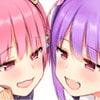 """双子はきみが好き!!""""両耳からえっちな催眠かけちゃった♪""""バイノーラル・セリフ音声付き"""