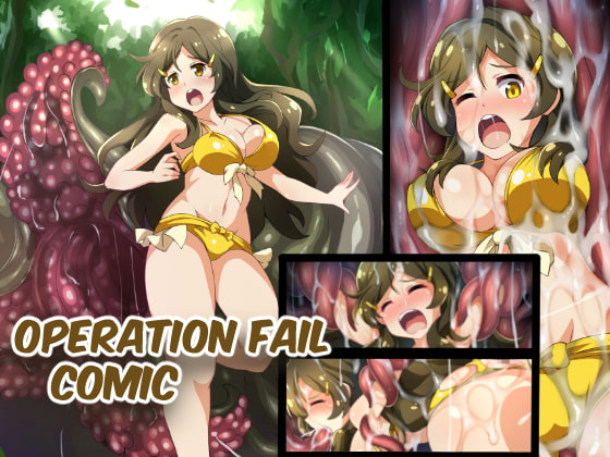 Operation Fail comic