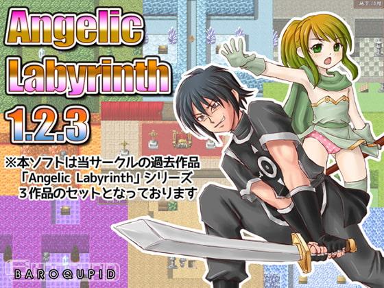 [BAROQUPID] AngelicLabyrinth1.2.3