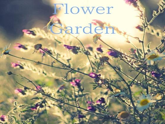 Flower Garden(商品番号:RJ229047)