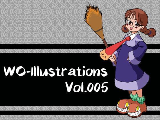 [WorkingOrder] WO-Illustrations Vol.005