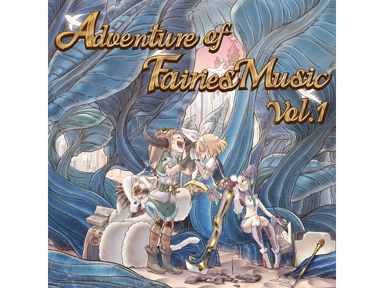 [TK Projects] Adventure of Fairies Music Vol.1