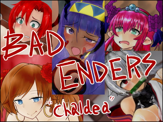 "[Sharktales.] BAD ENDERS ""Chaldea"""
