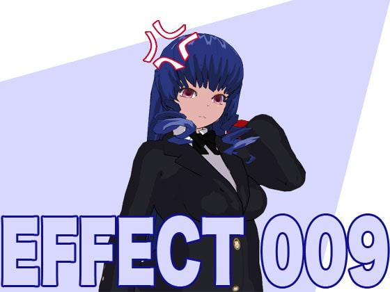 [3Dポーズ集] エフェクト009