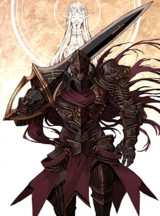 【絵本】顔無し騎士アルカレス【再修正版】(商品番号:RJ291095)