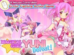Magical Girl Yuni Defeat!