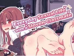 Everyday Sexual Life with a Sloven Classmate