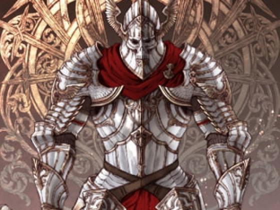 [古都デュナルベルグ] 【絵本】勇者と魔王と死人の鎧