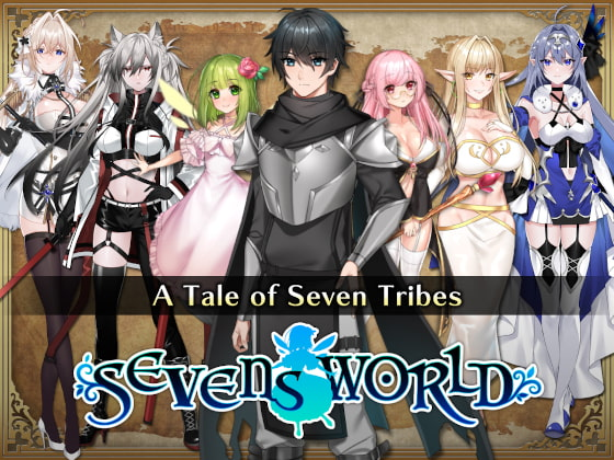 [NAGINATA SOFT] SEVENS WORLD【English Ver】