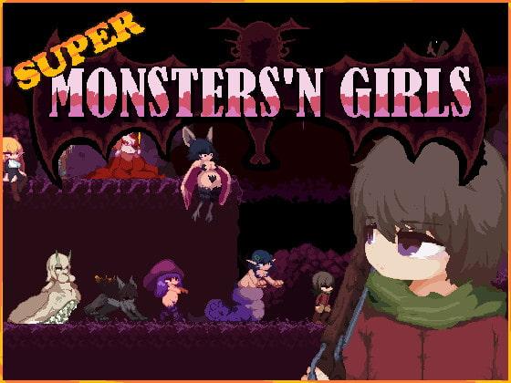 [DHM] Super Monsters'n Girls