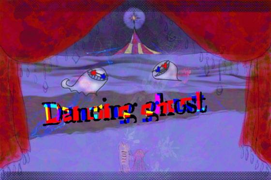 差分含め8曲!著作権フリーBGM『Dancing Ghost』(商品番号: