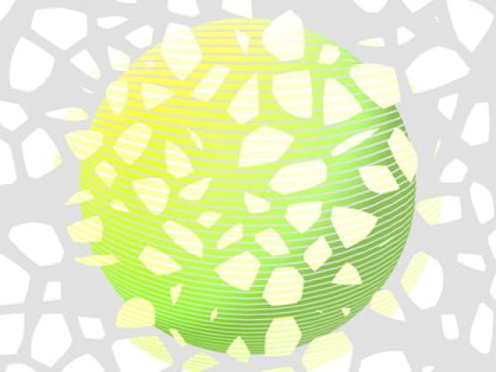 [適当ラボ] ボールの絵