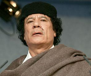 Муамар Каддафи. Фото: Getty Images/Fotobank.ru