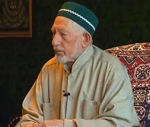Sheikh Said Afandi.  Photo: youtube.com