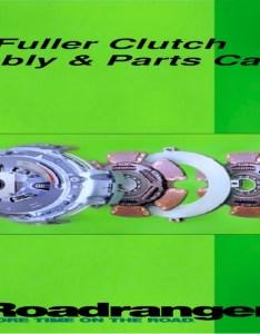 Eaton fuller clutch assembly parts pdf catalogue   supersedes   also rh dokumen