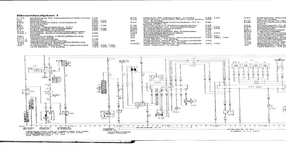 Stromlaufplan Vectra C Pdf